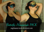 Butterfly Masquerade PACK