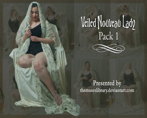 Veiled Nouveau Lady PACK 1