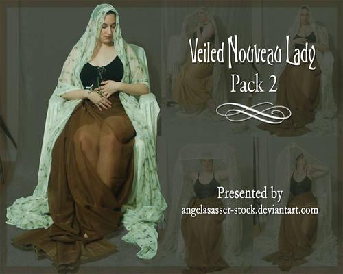 Veiled Nouveau Lady Pack 2