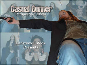 Casual Gunner Perspective PACK