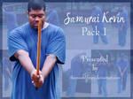 Samurai Kevin PACK 1