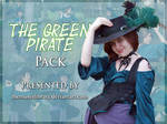 Green Pirate PACK