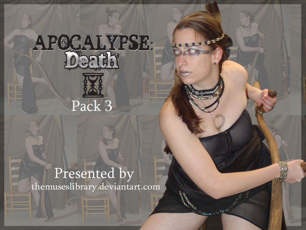 APOCALYPSE: Death PACK 3