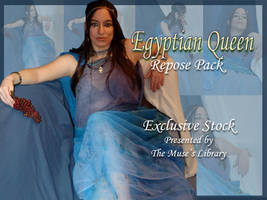 EXCLUSIVE STOCK Egyptian Queen Repose PACK