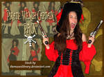 Pirate Wench Captain PACK