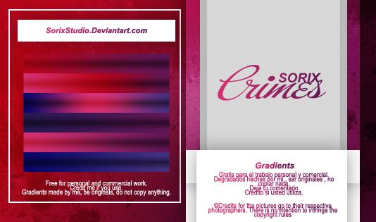 Gradients #023 by SorixStudio