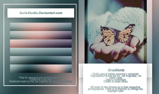 Gradients #024 by SorixStudio