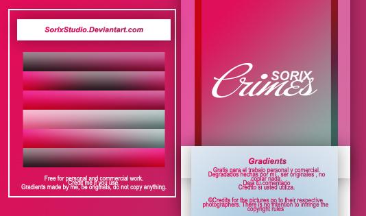 Gradients #025 by SorixStudio