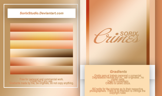Gradients #026 by SorixStudio