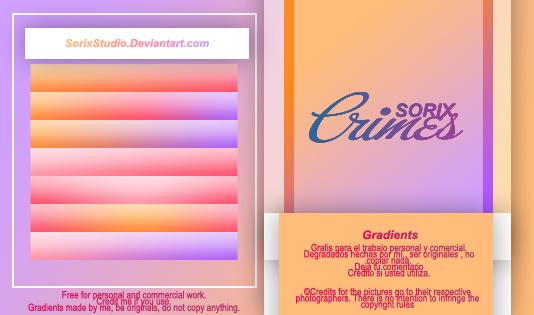 Gradients #029 by SorixStudio