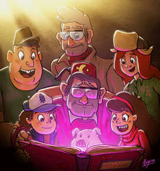 Gravity Falls - We'll Meet Again