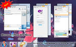 MS OFFICE 2010 Skin For YM