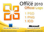 MS Office 2010 Official Logo