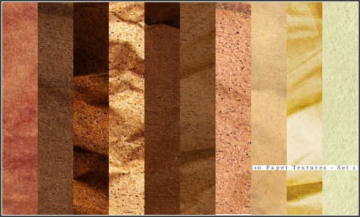 10 1024x768 Paper Textures by entrochique