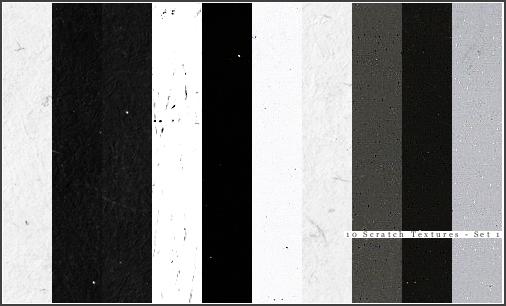 10 1024x768 Scratch Textures by entrochique