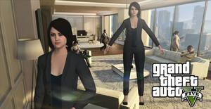 GTAV Female Assistant XNAlara/XPS
