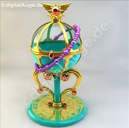 Sailor Moon Stallion Reve 3D GIF