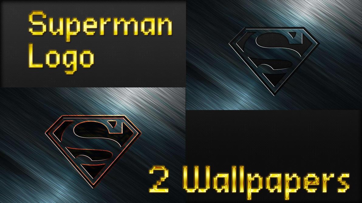 Metal Superman Logo Wallpapers By Christ13430 On Deviantart