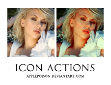 Photoshop action 01 by applepoison