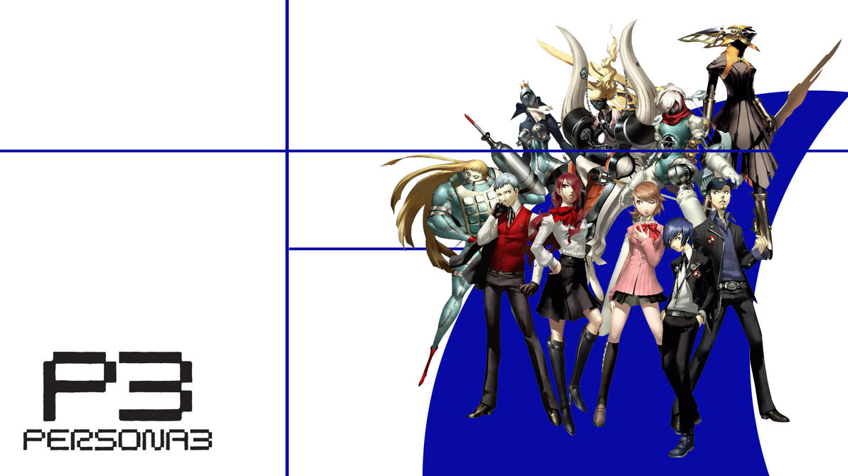 Persona 3 ps3 theme hd by biodio on deviantart persona 3 ps3 theme hd by biodio voltagebd Image collections