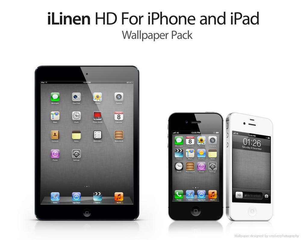 Ipad Retina Wallpapers Hd: ILinen HD: Retina IPhone And IPad Wallpaper By