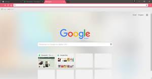 minimal theme Chrome by CleytonPr