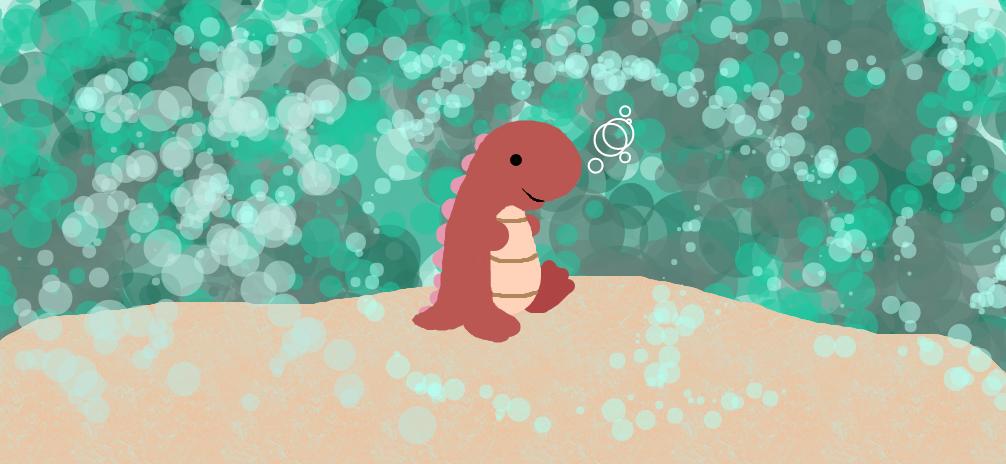 Lobster Dino by SylasTheHero14