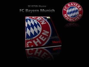 FC Bayern Theme for k750i