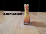 Fanart: Paper llama