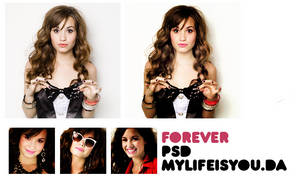 Forever PSD. by Mylifeisyou