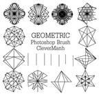 Brush 5 | Geometric Brush CleverManh
