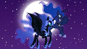 Wings of Night (Wallpaper Versions)
