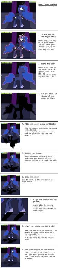 Demo: Drop Shadows
