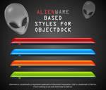 Alienware styles for Objectdock