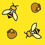 honey pattern by task-redshade