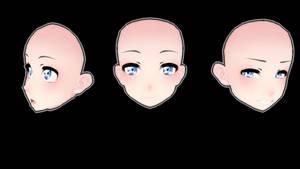 MMD TDA Male Face Edit DL