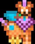 Save Hoofs Llama - Big Size [F2U] by Juricha