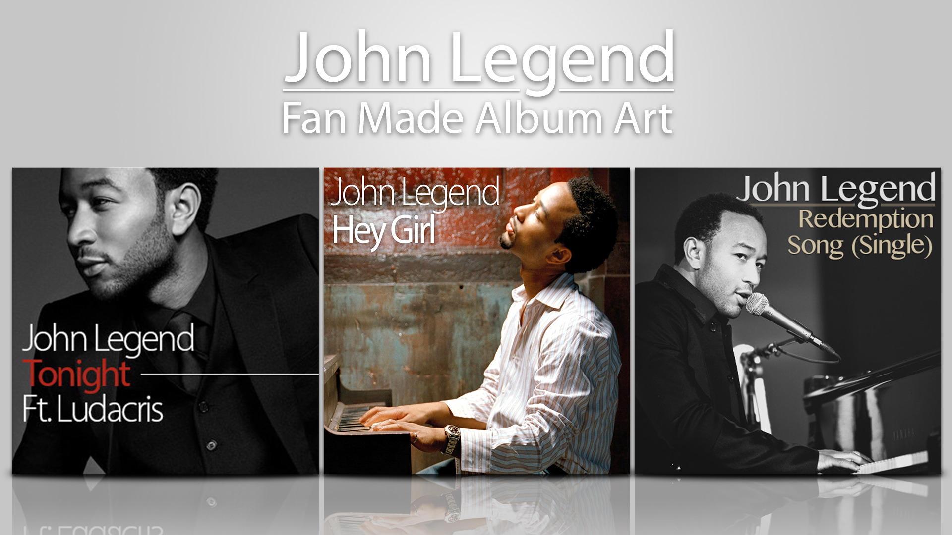 John Legend Fan Made Album Artwork by tarrowsmith on ...