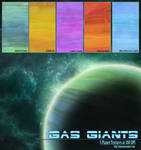 Gas Giant Textures - FREE Resource Pack