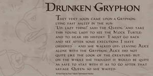 Drunken Gryphon - Free Font!