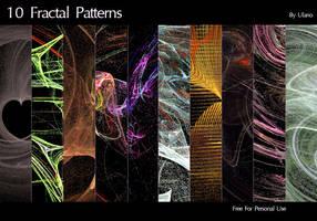 [Stock]  10 Free Fractal Patterns