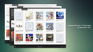 Graphical Browser iTunes Style v1.3.1