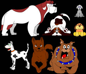 Dogs Icons Pack