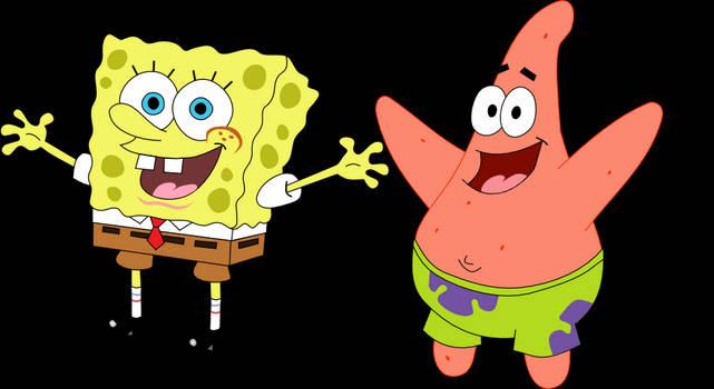 SpongeBob and Patrick Icon Pack