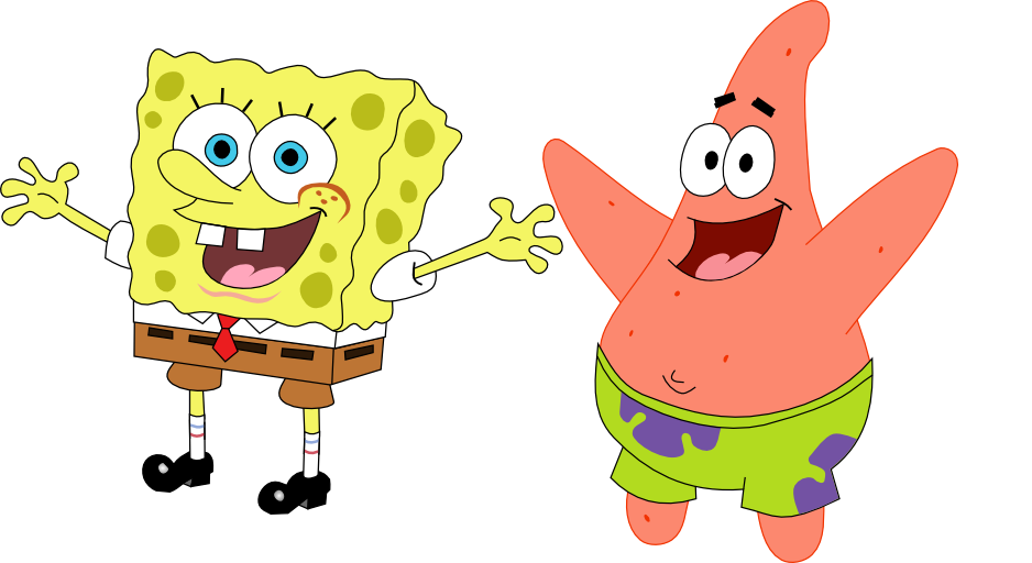 SpongeBob and Patrick Icon Pack by NePosas on DeviantArt