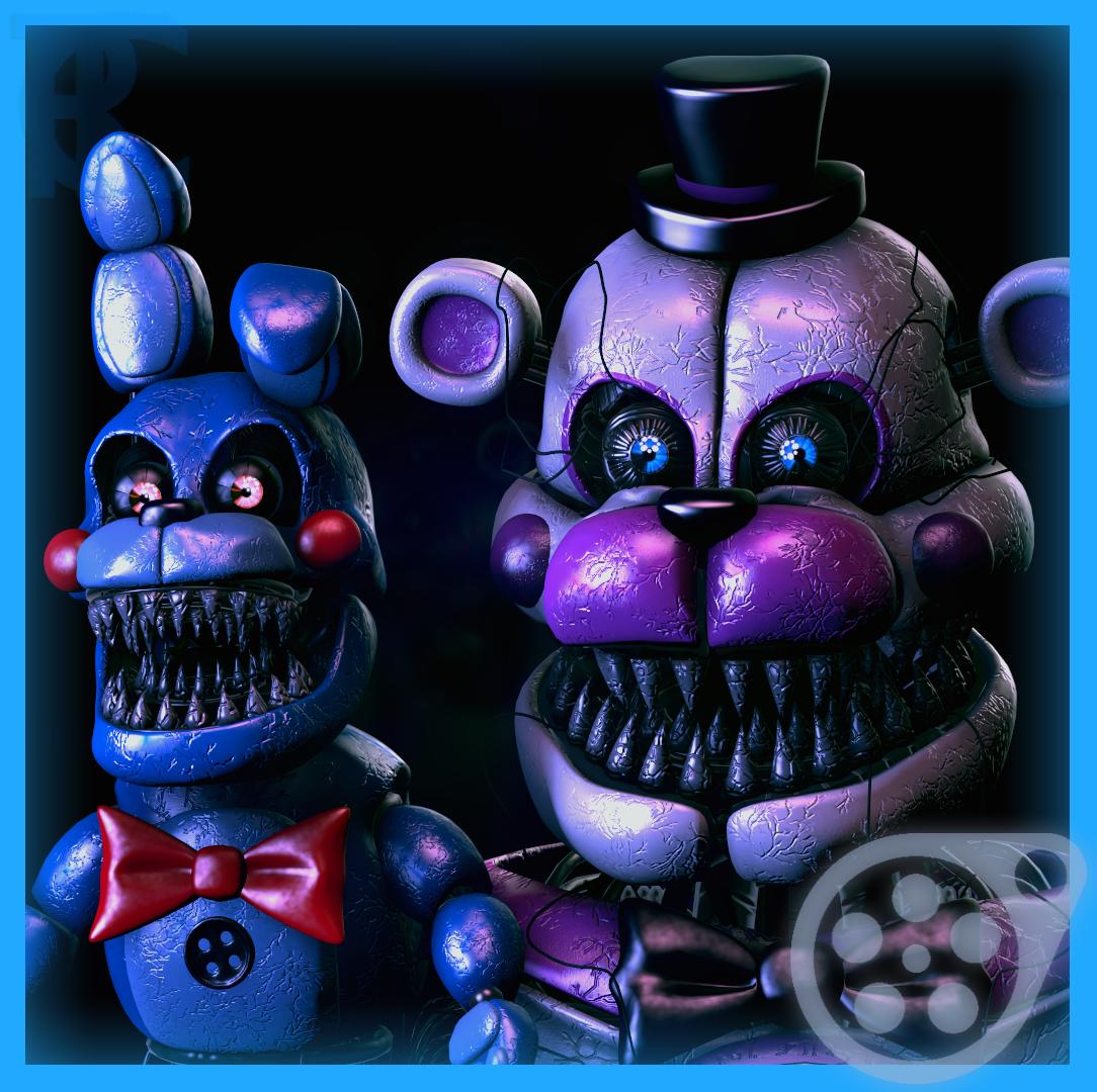 Sfm Nightmare Funtime Freddy Misterfab1970 By