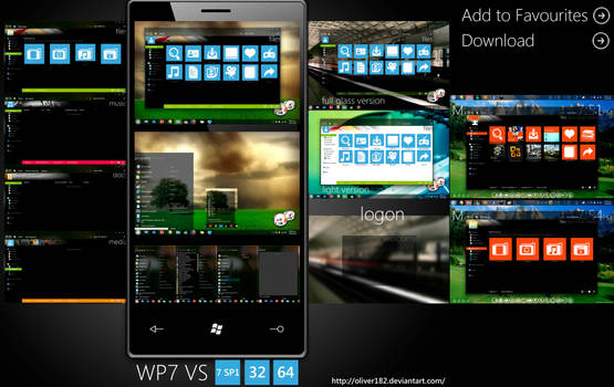 WP7 Mango VS