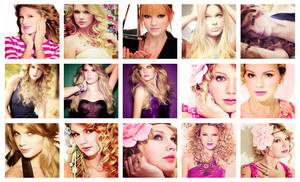 15 Icons PNG Taylor Swift