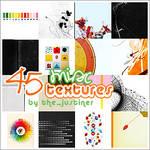 45 misc. textures