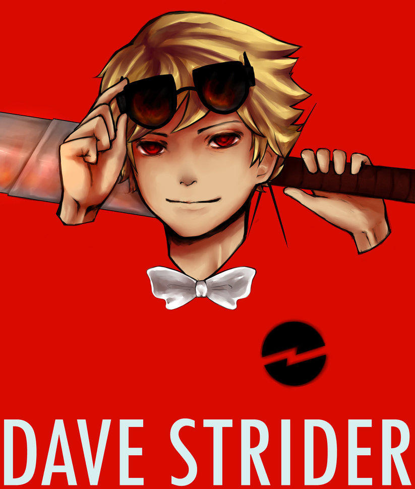 Cooler than me dave strider x reader request by skies full of